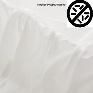 Perdele antibacteriene Helios Antibacterial Blanco