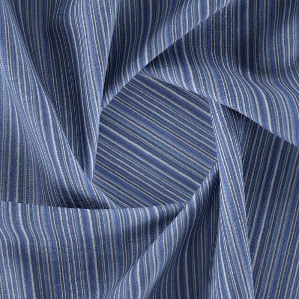 Material textil cu dungi pentru tapiterie Bingo 11 (FibreGuard)