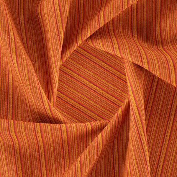 Material textil cu dungi pentru tapiterie Bingo 4 (FibreGuard)