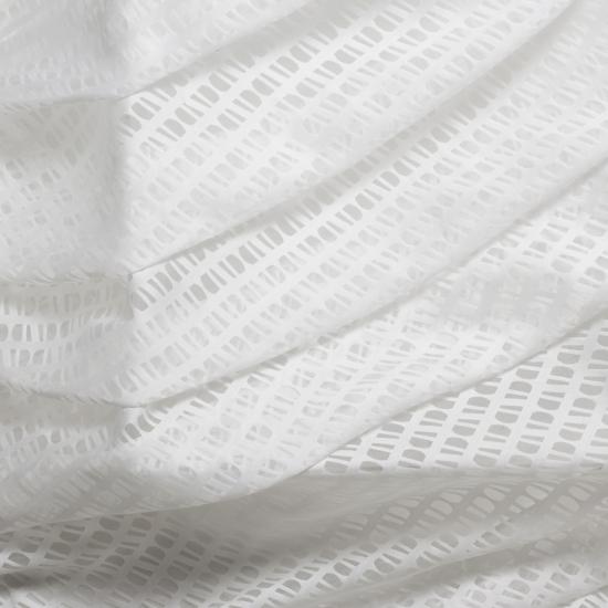 Perdele model geometric Suomi Blanco