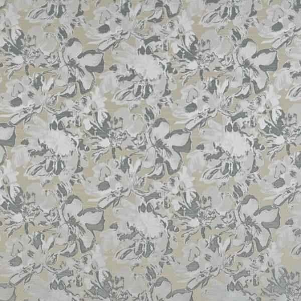 Draperii florale Juma Azure