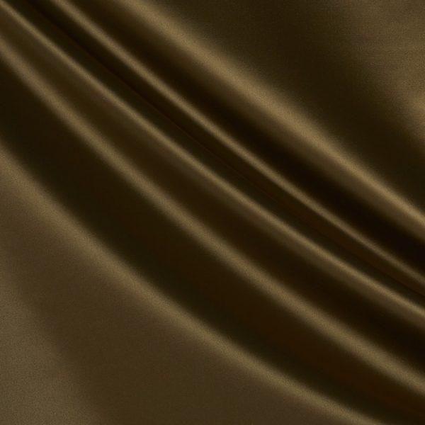 Draperii din bumbac satinat Chic Bronze