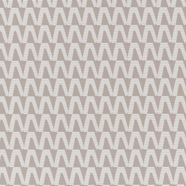 Material tapiterie cu model geometric Domino Linen