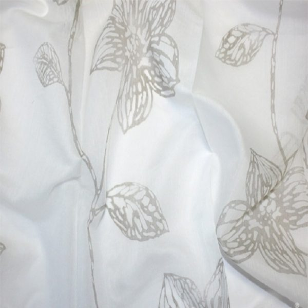 Perdele florale 41110