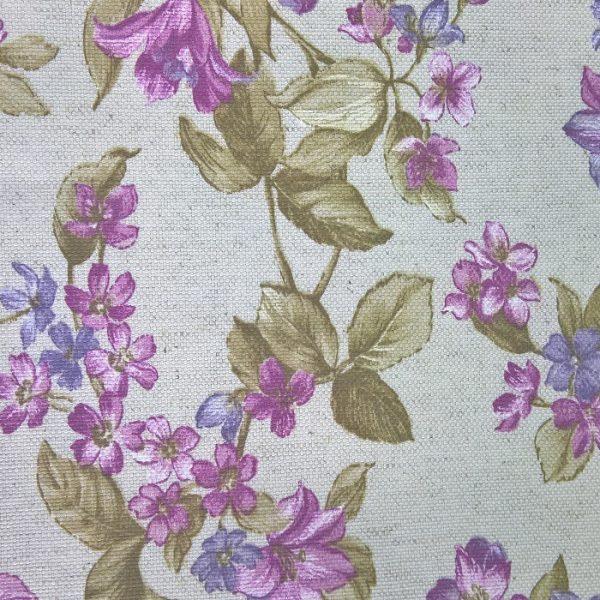 Draperii cu flori Lodi Purple