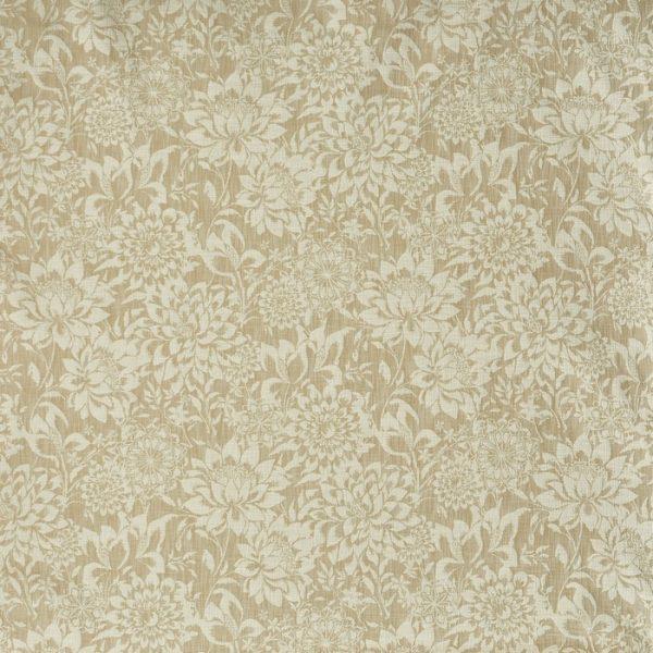 Material tapiterie cu flori Lagoa Sand