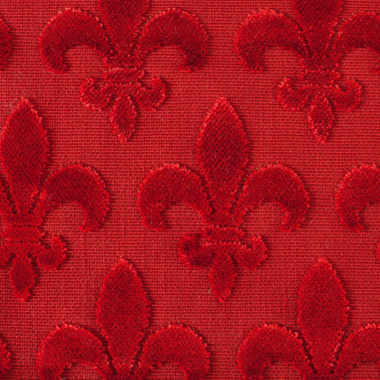 tapiterie jacquard model Fleurs de Lis Rioja