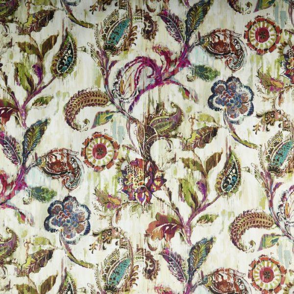 Material tapiterie model floral Grandeur Calypso