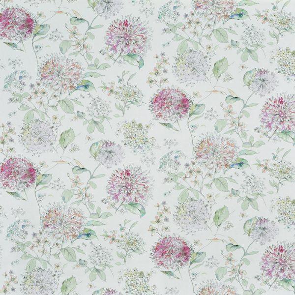 Draperii cu flori Lila Blossom