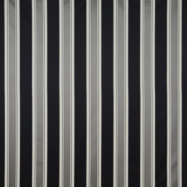 Draperii cu dungi Churchill Platinum