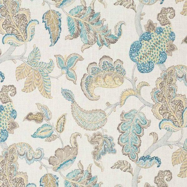 Material textil cu imprimeu floral Gala 3