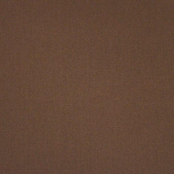 Material textil outdoor Liso Marron Oscuro