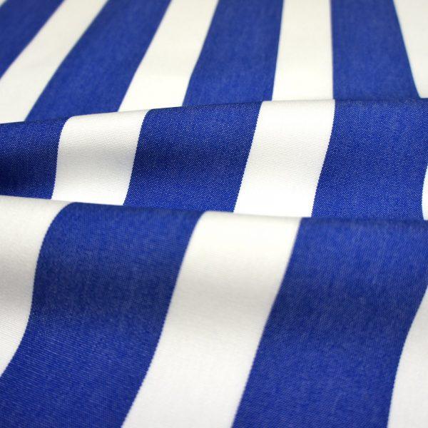 Material textil pentru exterior Listado Azul Claro