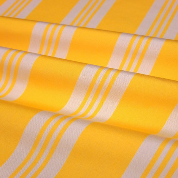 Material textil outdoor Calles Amarillo