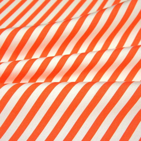 Material textil pentru exterior Egeo Blanco-Naranja