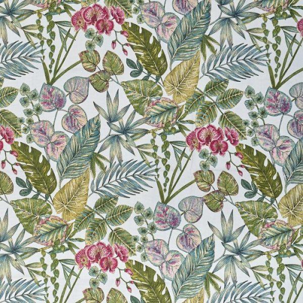Material textil pentru exterior Bouquet Multi
