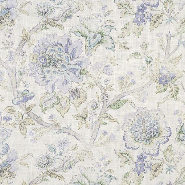 Material textil cu model floral Begur 4