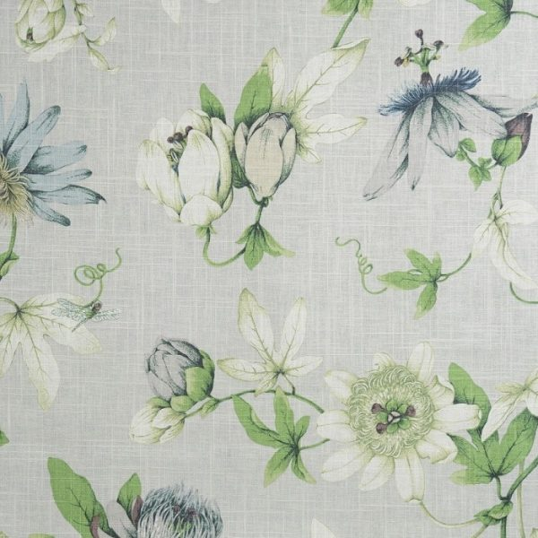 Material textil cu model floral Fiyi 3