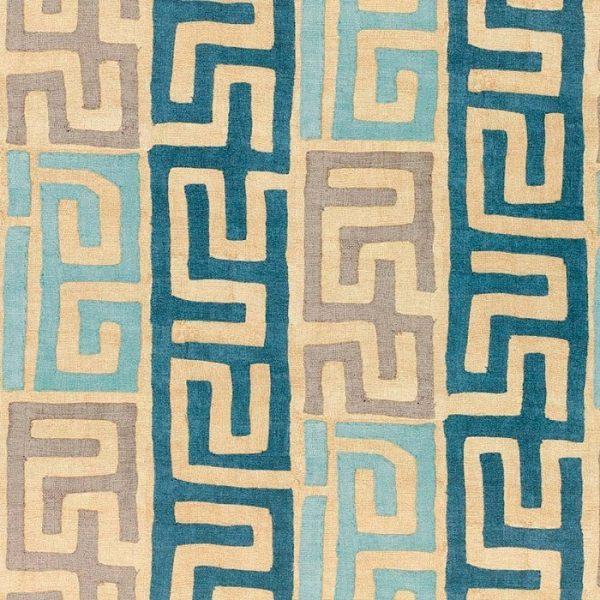 Material textil cu motive tribale Biko 2