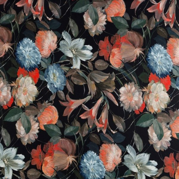 Material textil floral Pepo 03
