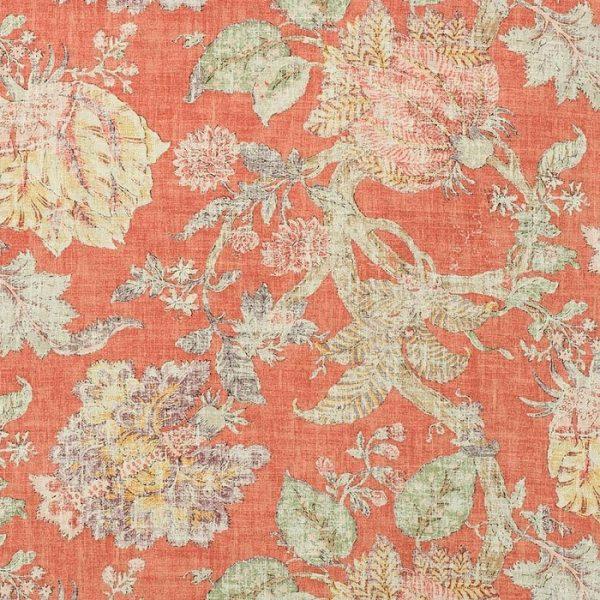 Tesatura cu imprimeu floral vintage Adrienne 4