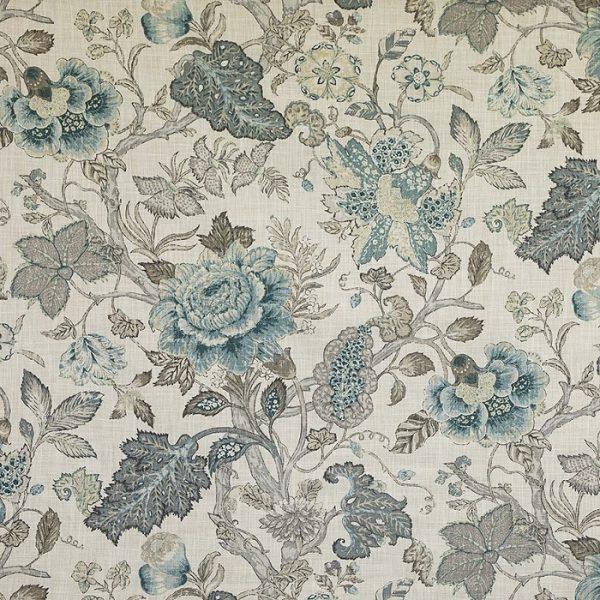 Material pentru tapiterie cu model floral Drummond 3