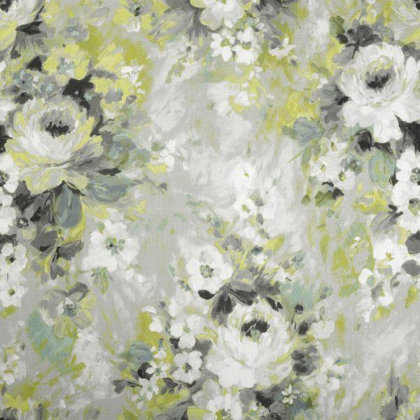 Material pentru tapiterie cu model floral Monet 03