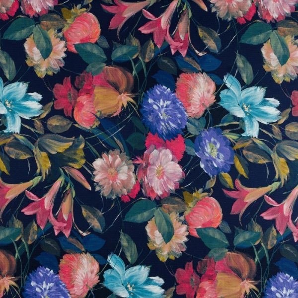 material textil floral Pepo 02