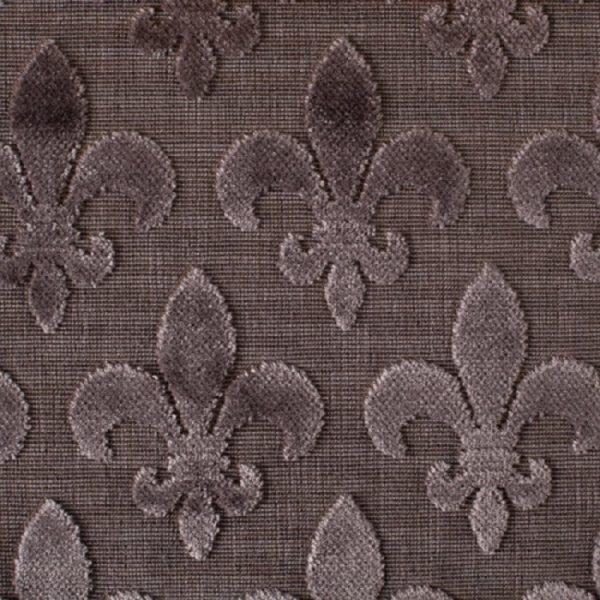Material textil pentru tapiterie model clasic Fleurs de Lis Antricita