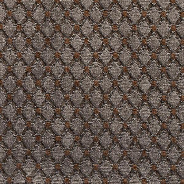 Catifea jacquard pentru tapiterie Cabochon Argent