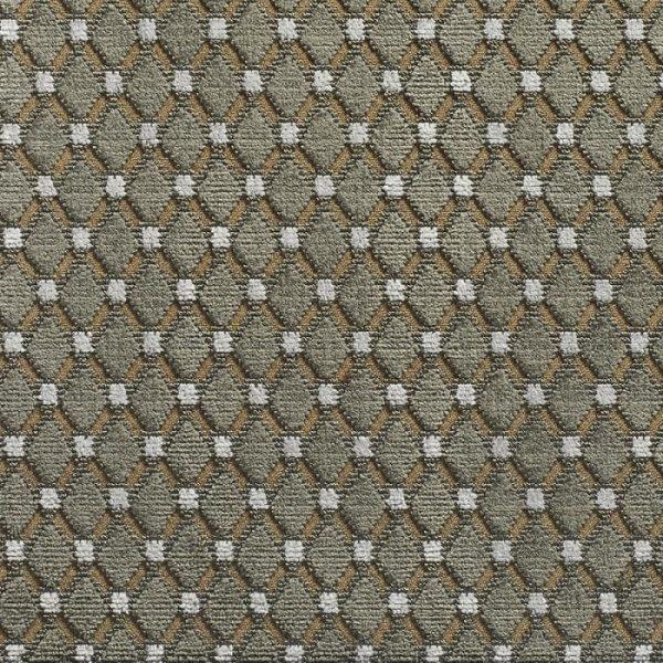 Catifea jacquard pentru tapiterie cabochon-coulemelle
