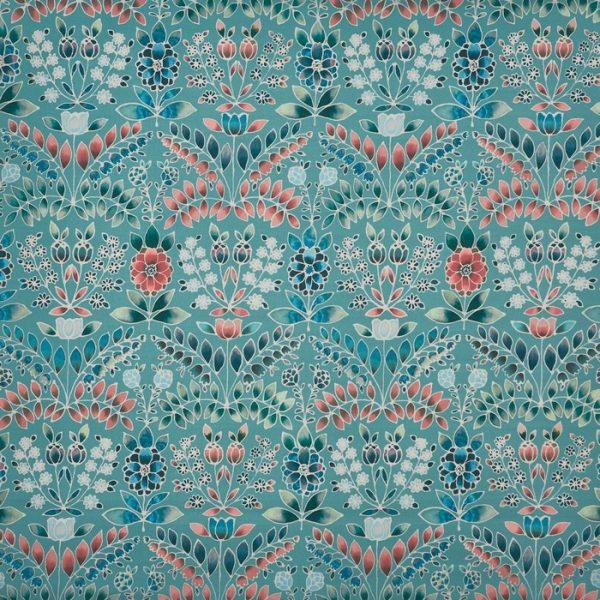 Tapiterie design floral austen peppermint