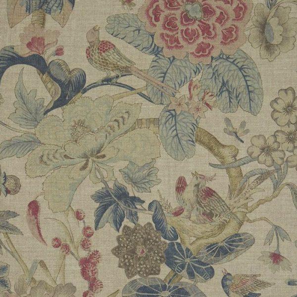 tapiterie model floral