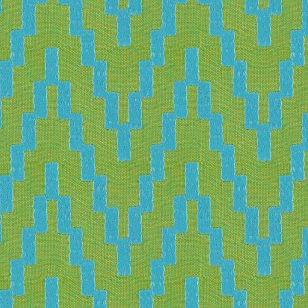 Material textil outdoor cu design geometric Running 11