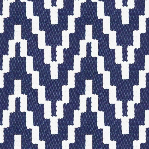 Material textil outdoor cu design geometric Running 05