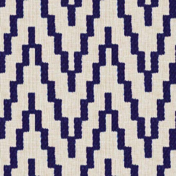 Material textil outdoor cu design geometric Running 06