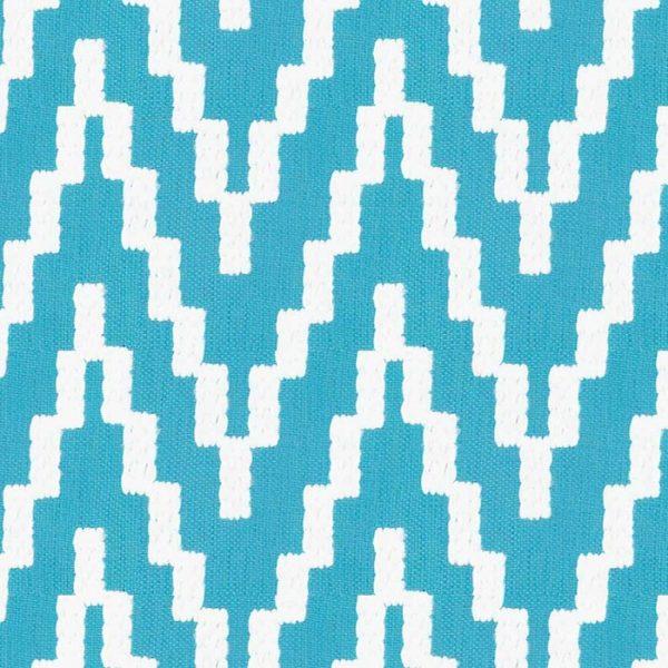 Material textil outdoor cu design geometric Running 10