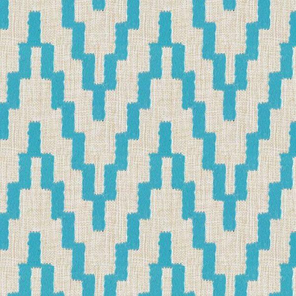 Material textil outdor cu design geometric Running 09