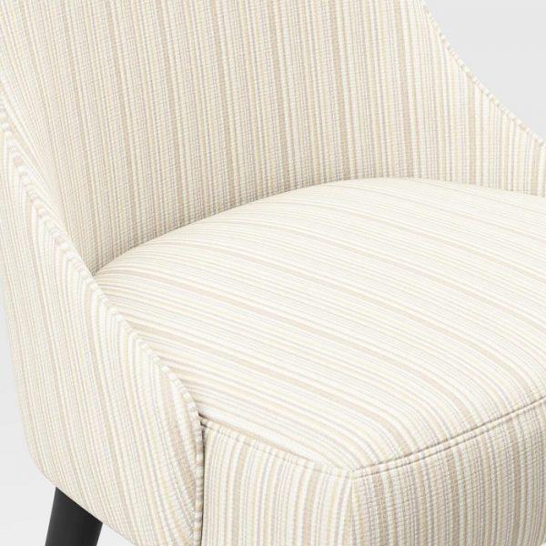 Material textil cu dungi pentru tapiterie Bingo 19 (FibreGuard)
