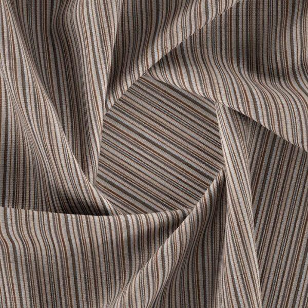 Material textil cu dungi pentru tapiterie Bingo 14 (FibreGuard)