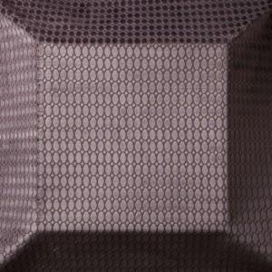 Material tapiterie catifea jacquard Paulova Antracita