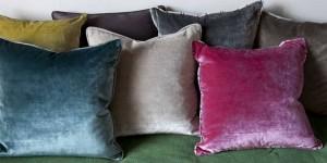 perne decorative catifea